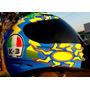 Capacete K-3 Valentino Rossi Relogio Monster 46