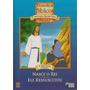 Desenhos Bíblicos Volumes De 1 A 18 Coleção Kit (18 Dvds)