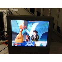 Vendo Tv Convencional Sony 25 Kv25fs12 Perfecto