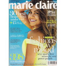 Marie Claire Australia - 2015/fev - Jessica Mayboy