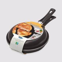 Omeleteira Anti Aderente 2pç Nº18 Teflon + Frete Gratis