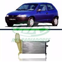 Radiador Do Celta 1.0 2000/2005 S/ar C/reservatório
