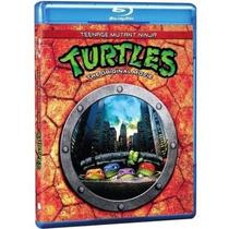 Las Tortugas Ninja (1990) (blu-ray + Hd Digital Con Luz Ultr