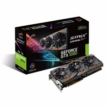 Tarjeta Video Asus Strix Nvidia Gtx 1080 Gaming 8gb Aura