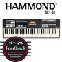 Hammond Sk1-61 - Organo Portatil Profesional 61 Teclas