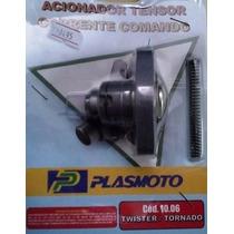 Acionador Catracado Twister/tornado 250 - Plasmoto 5 Peças