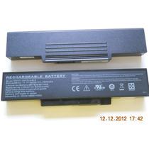 Bateria Intelbras Amazon Asus Clevo Msi Mirax Ezgo Batel80l6