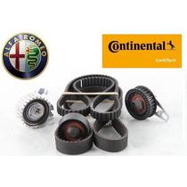 Kit Correia Dentada Tensores Alfa Romeo 156 2.0 16v