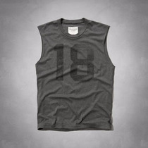 Blusa Camisa Camiseta Regata Masc Abercrombie & Fitch Origin