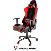 Cadeira Gamer Thunderx3 Gaming Black Red - Tgc-15