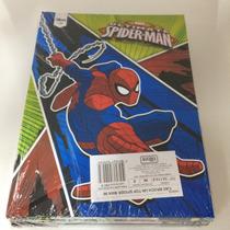 Caderno Brochurão Top Spider Man Tilibra Pacote C/4 Unidade