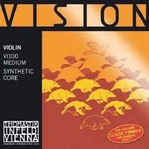 Jogo De Cordas Violino Thomastik Vision. Made In Austria