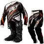 Kit Conjunto Motocross Bota Calça Camisa Insane 3 Pro Tork