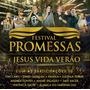 Festival Promessas E Jesus Vida Verão - Cd - Frete Grátis