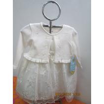 Vestido Para Tu Niña American Princess Con Chompa 1 Año