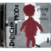Depeche Mode - Playing The Angel - Cd + Dvd Nacional
