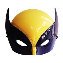 Máscara Plástica Wolverine X-men Grendene