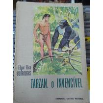 Tarzan O Invencível Edgar Rice Burroughs 1959