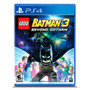 Juego Lego Batman 3: Beyond Gotham Para Playstation®4