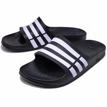 Sandalias Adidas Duramo Slide - Envio Grátis!