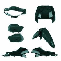 Carenagem Kit Completa Biz100 Verde 2002 Modelo Original