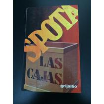 Libro Usado: Las Cajas De Luis Spota, Editorial Grijalbo.
