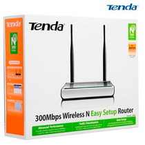 Router Inalámbrico 300mbps Wifi Laptop Pc Internet Tenda