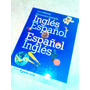 Libro Diccionario Ilustrado Español Ingles / Ingles Español