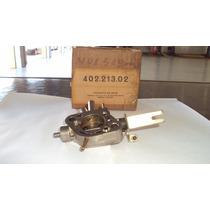Base Carburador Monza 1.6 Alcool - Weber Cod 402.213.02 Novo