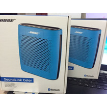 Cornetas Bose Soundlink Color- Bluetooth