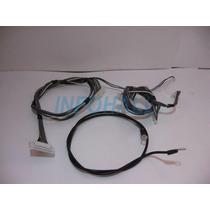 Kit Com 3 Chicotes Sony Klv-37m400a