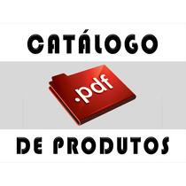 Catalogo De Produtos Em Formato Pdf - 10 Páginas