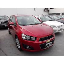 Chevrolet Sonic Chevrolet Sonic Ltz 5 Ptas Ronald 1551516597