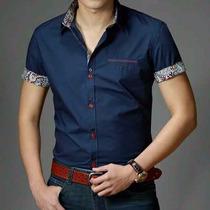 Camisas Estilo Oriental Para Hombre Playeras Ropa