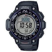 Reloj Casio Sgw1000 Altimetro Termometro Barometro 5 Alarmas