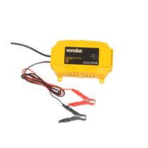 Carregador Vonder De Bateria 12 Volts + Super Brinde