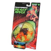 Año 1998 Transformers Beast Wars Fuzors Serie 5 Figura Inch