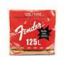 Cuerdas Para Bajo 5 Cuerdas Fender Pure Nickel .040-.125
