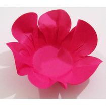 Forminhas Para Doces Modelo Flor - 100unid