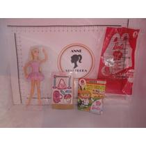 Boneca Mini Barbie Eu Posso Ser I Can Be Bailarina Mc Donald