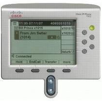 Cisco Telefono Ip 7962 Pantalla Lcd Altavoz Negro/plata