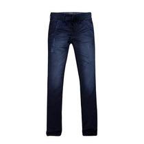 Calça Jeans Masculina Bolso Faca Khelf