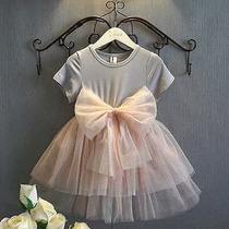 Vestido Niña Falda Tul Tut Tallas 1 2
