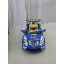 Carritos Electricos Para Niños 6 V Pol Mercedes Usado