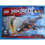Lego Ninjago 70601 Tiburòn Aèreo 2016 . Stock Perulego