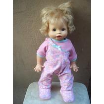 Boneca Mattel Littlhe Mommy Primeiros Passos