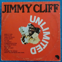 Lp Jimmy Cliff Unlimited Reggae Roots Vinil 1973 Nacional