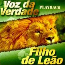 Cd Voz Da Verdade - Filho De Leão Cód. 3743 (playback)