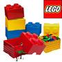 6 Piezas De Lego Almacenamiento 4-stud Conjunto Envío Gratis