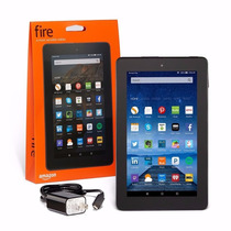 Tabla Kindle Fire 7, Quad Core 1.3 Ghz, 8gb, Wifi 2cam